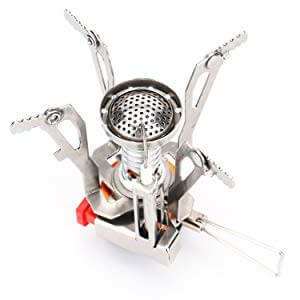 Portable Camping Stove - 35% OFF Today Only!
