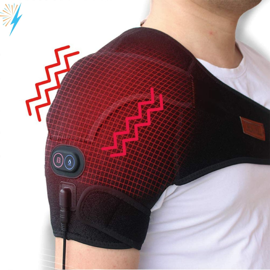 HeatRelief™ Shoulder Support Brace