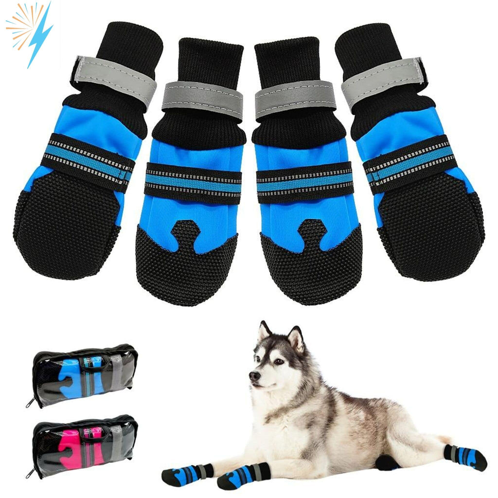 PawProtect™ Dog Frostbite Paw Protecting Boots