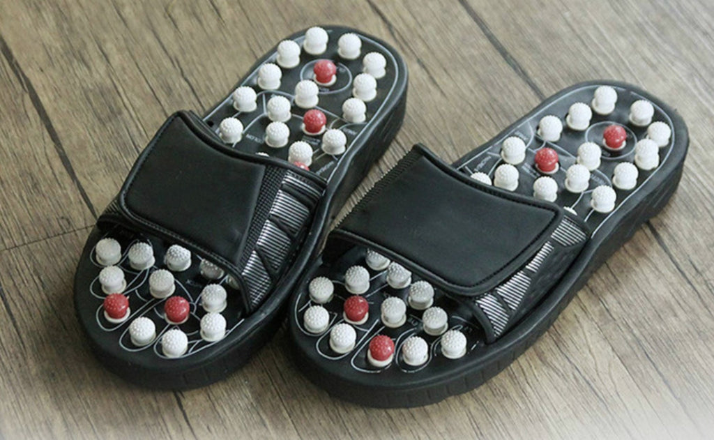 AcupointMax™  Women's Acupressure Slippers