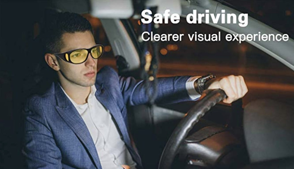 AccidentProtect™ Night Driving Glasses