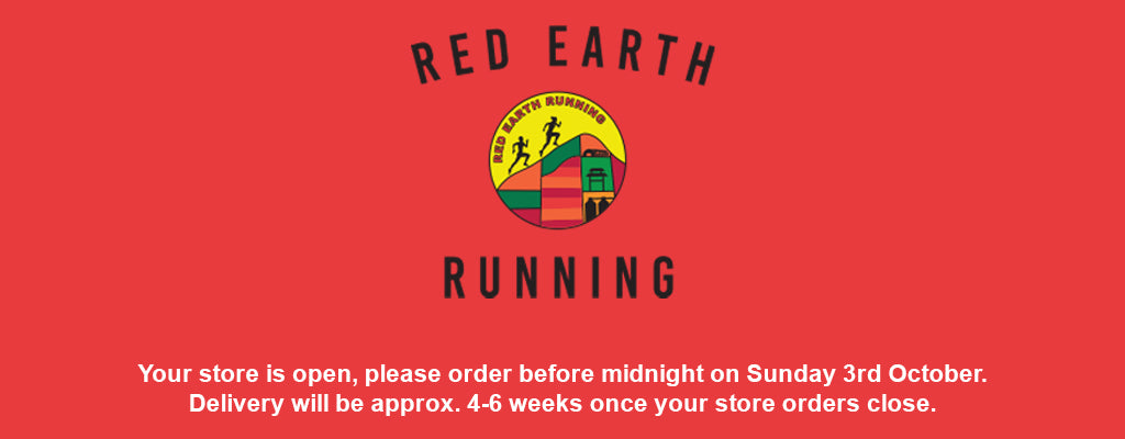 Red Earth Running