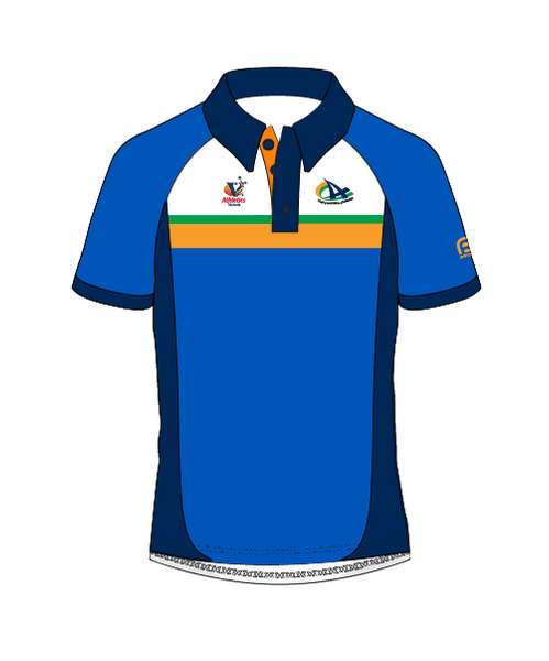 CCA Men's Elite Polo