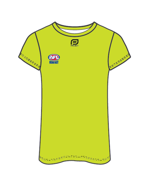NSW/ACT Women's On Field Umpire Tee