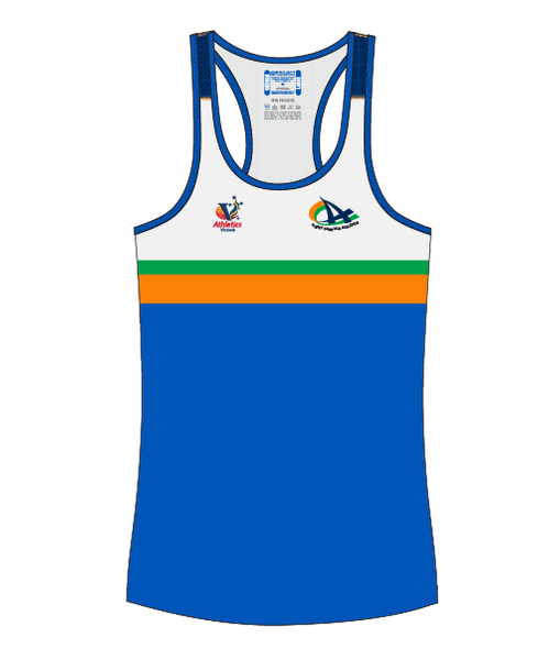 CCA Women's Competition Singlet - Compulsory Uniform
