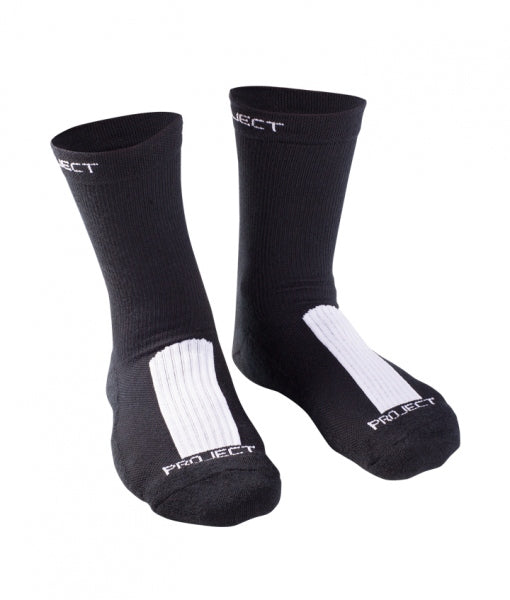 Merino Sport Sock - black