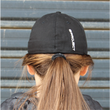 Flexi Fit Cap Black