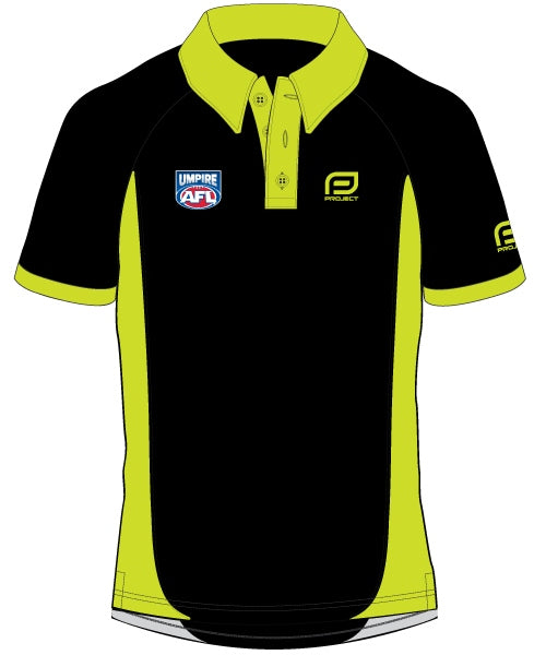 AFL Men's Elite Polo - Off field