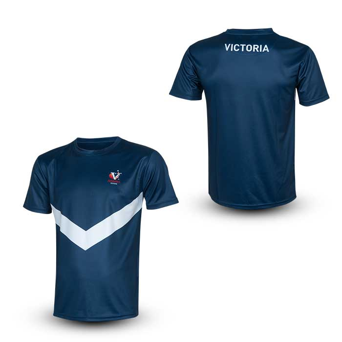 Men's Training T-Shirt - S/Sleeve