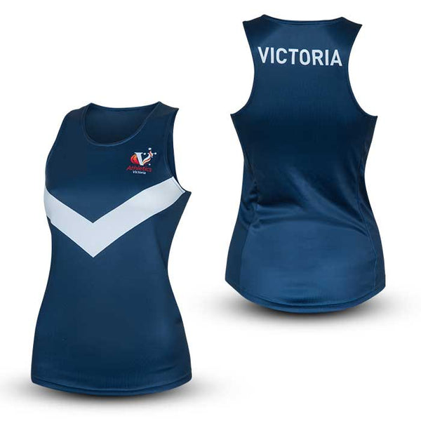 VIC Unisex Singlet - Competition Item