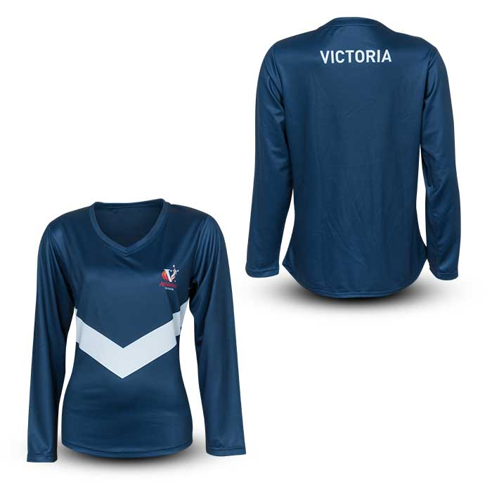 Women's Long Sleeve Training T-Shirt