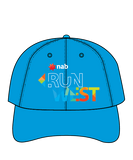 NAB RunWest Sports Cap - Blue