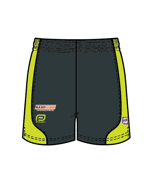 Colac Women's Umpire Shorts