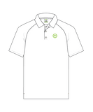 SW23 Men's Club Polo Short Sleeve - White