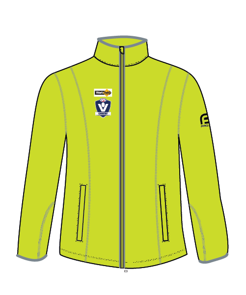 Geelong Unisex Goal Umpire Jacket