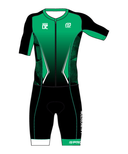 Launceston Tri Club Men's Makani Distance Trisuit