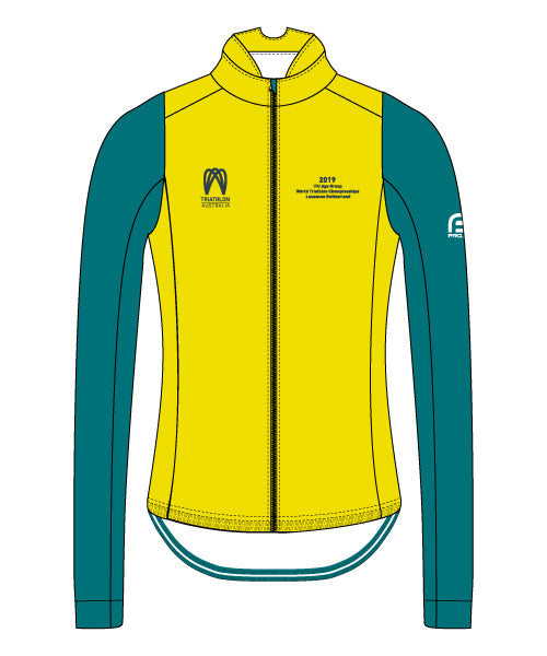 Men's Long Sleeve Winter Cycle Jersey