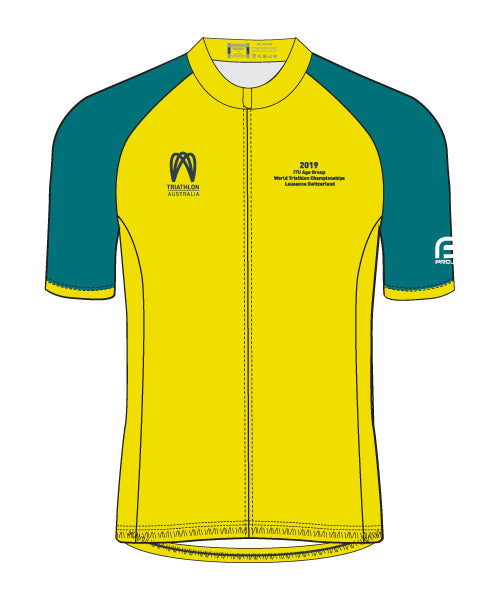 Men's Racer Cycle Jersey