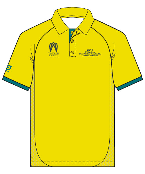 Men's Elite Polo Shirt