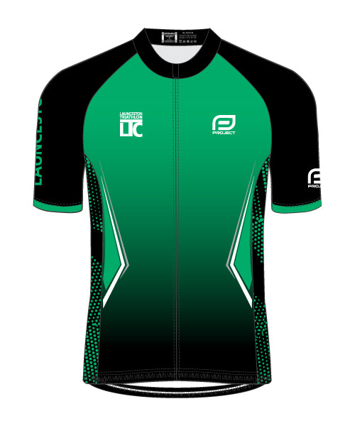 Launceston Tri Club Men's Cycle Jersey