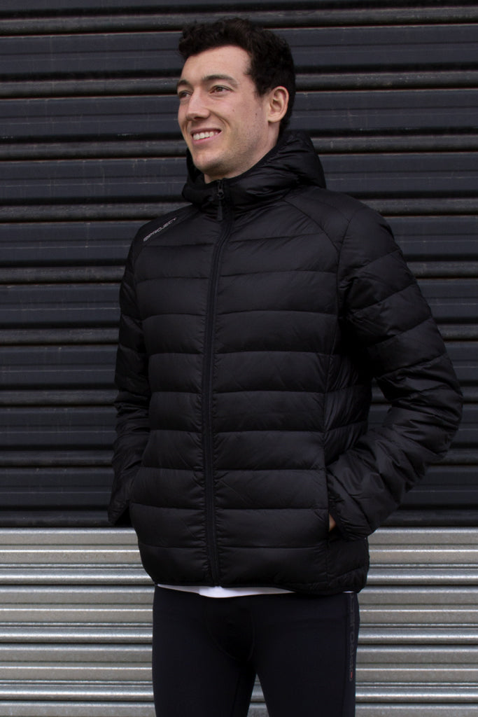 Men's 400 Down Puffer Jacket