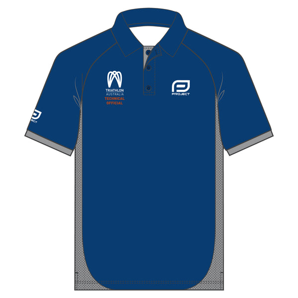 Tri Aus Tech Official Men's Elite Polo