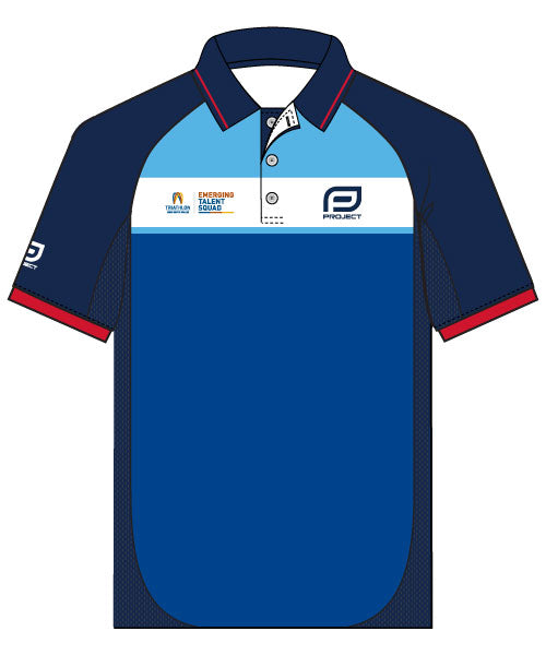 Tri NSW Emerging Talent Men's Polo Shirt
