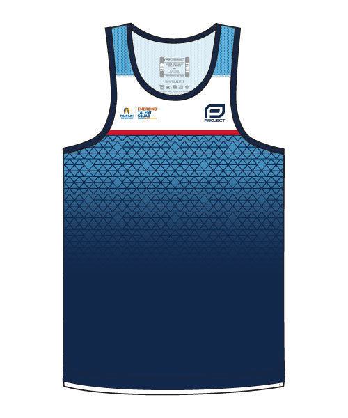 Tri NSW Emerging Talent Men's Escape Singlet