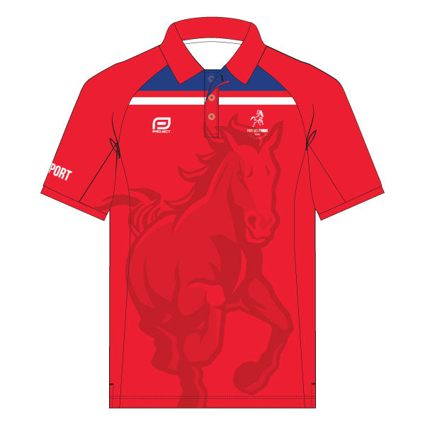 Port Colts Men's Club Polo