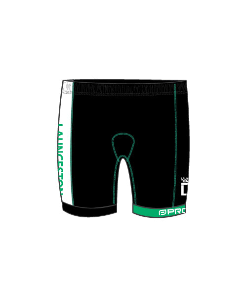Launceston Tri Club Men's Long Distance Tri Shorts