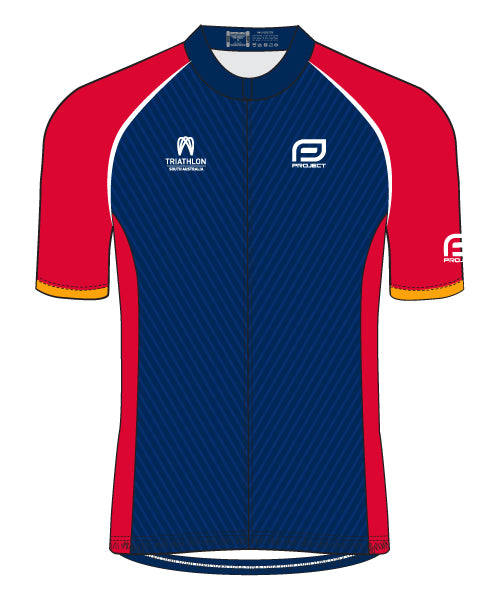Tri SA Men's Race Fit Cycle Jersey