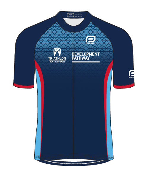 Tri NSW Development Pathway Men's Race Fit Cycle Jersey