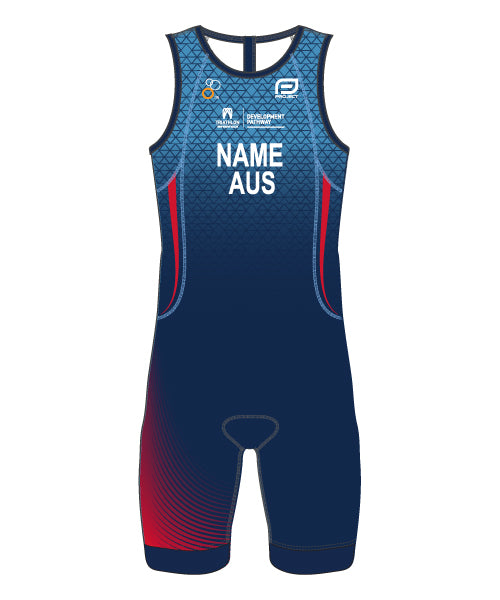 Tri NSW Development Pathway Men's Elite Superfast Trisuit