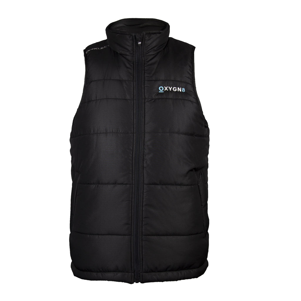 Men's Oxygn8 Vest - Black