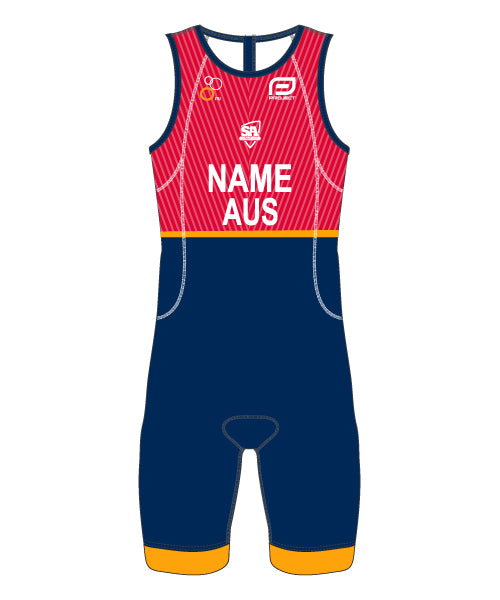 Triathlon SA Men's Elite Superfast Trisuit