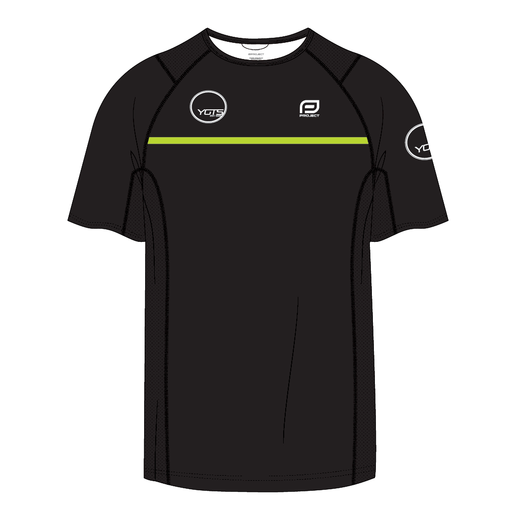 YGTS Men's Active Run Tee