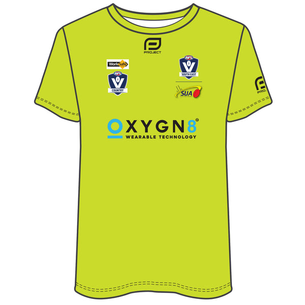 AFL South East Women's Umpire Tee