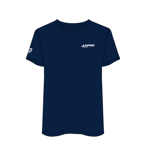 Aspire 2020 Men's Casual Tee - Navy