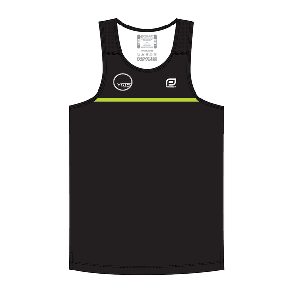 YGTS Men's Escape Run Singlet