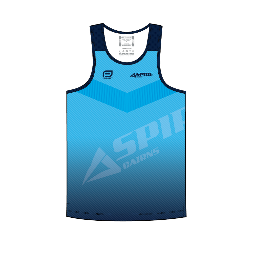 Aspire 2020 Men's Escape Singlet