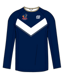 Aths VIC Men's L/S Warm Up Tee