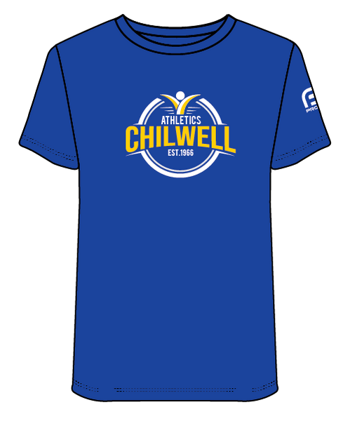 Athletics Chilwell  Men's Cotton Tee - Option 2