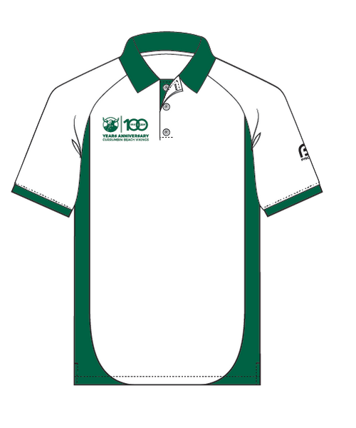 100 Year Currumbin SLSC Men's Polo Shirt
