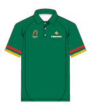 Triathlon Tasmania Men's Polo (Green)