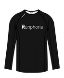 Runphoria Men's Long Sleeve Active Tee