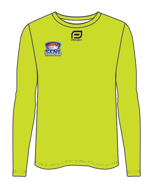 SFNL Men's Long Sleeve Umpire Tee
