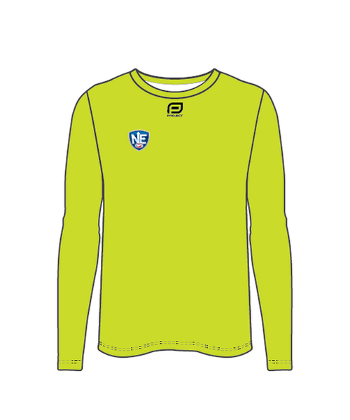 NEAFL - Men's Long Sleeve Umpire Tee - On Field