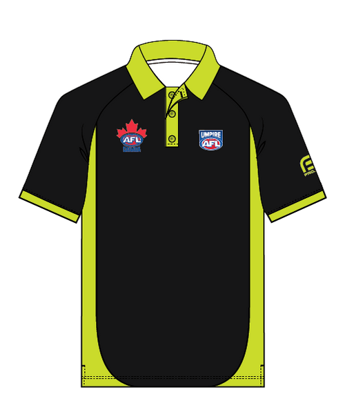 AFL Canada Men's Off-Field Elite Polo