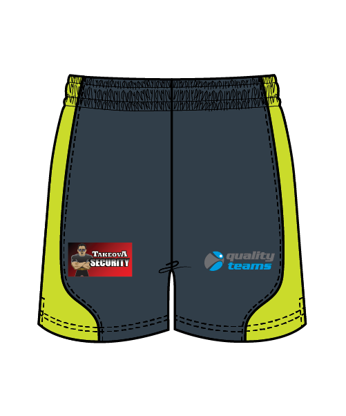 Goulburn Valley Men's Umpire Shorts
