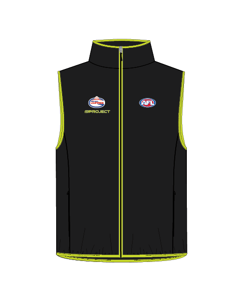 Geelong Men's AFL Shell Membrane Vest
